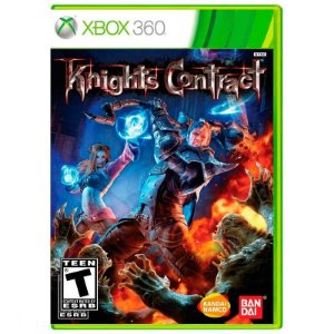 Jogo Knights Contract - Xbox 360