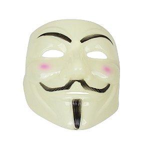 Mascara plástica V de Vingança