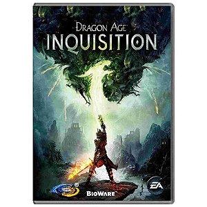 Jogo Dragon Age: Inquisition - PC