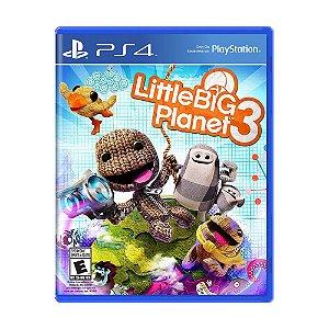 Jogo LittleBigPlanet 3 - PS4