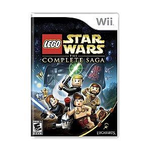 Jogo LEGO Star Wars: The Complete Saga - Wii