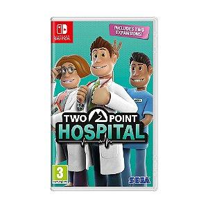 Jogo Two Point Hospital - Switch