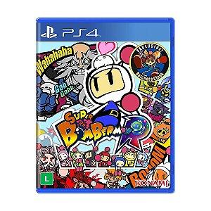 Jogo Super Bomberman R - PS4