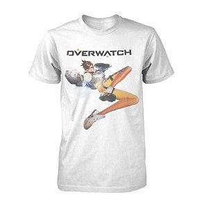 Camiseta Overwatch Tracer G - Modelo 1