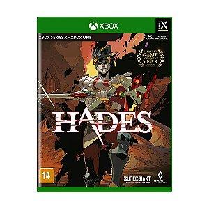 Jogo Hades - Xbox