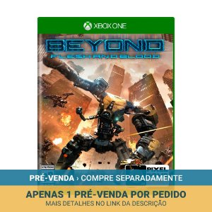Jogo Beyond: Flesh and Blood - Xbox One