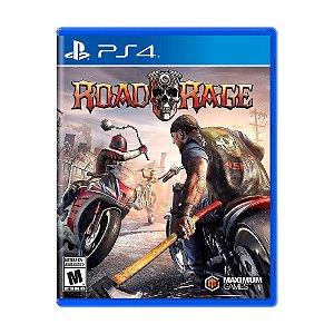 Jogo Road Rage - PS4