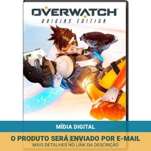 Jogo Overwatch: Origins Edition (Mídia digital) - PC