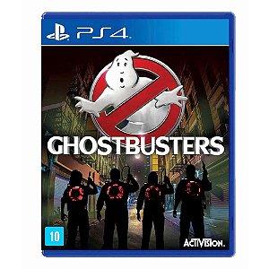 Jogo Ghostbusters - Os Caça Fantasmas - PS4