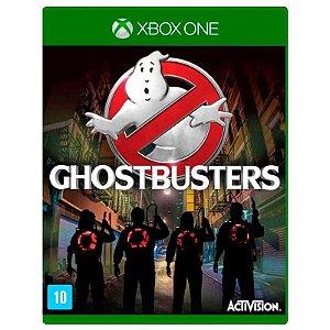 Jogo Ghostbusters - Os Caça Fantasmas - Xbox One