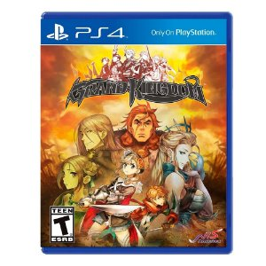 Jogo Grand Kingdom - PS4