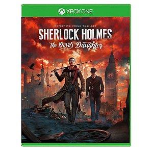 Jogo Sherlock Holmes: The Devil's Daughter - Xbox One
