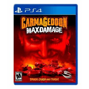Jogo Carmageddon: Max Damage - PS4