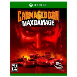Jogo Carmageddon: Max Damage - Xbox One