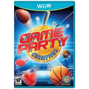 Jogo Game Party: Champions - Wii U