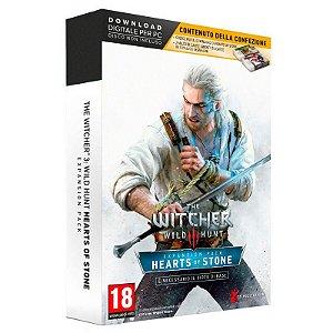 Jogo The Witcher 3: Wild Hunt: Hearts of Stone (Pacote de Expansão) - PC