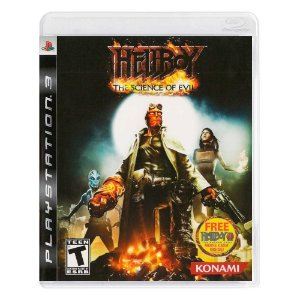 Jogo HellBoy: The Science of Evil - PS3