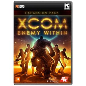 Jogo XCOM: Enemy Within - PC