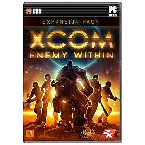 Jogo XCOM: Enemy Within - PC