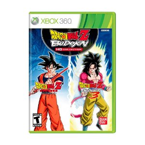 Jogo Dragon Ball Z: Budokai HD Collection - Xbox 360