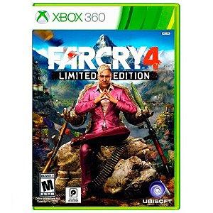Jogo Far Cry 4 (Limited Edition) - Xbox 360