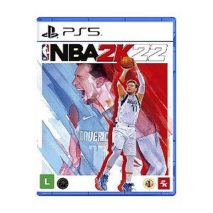 Jogo NBA 2K22 - PS5