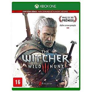 Jogo The Witcher 3: Wild Hunt - Xbox One