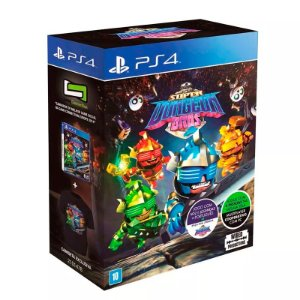 Jogo Super Dungeon Bros. - PS4