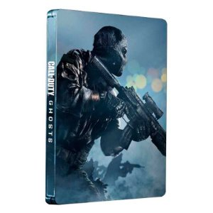 Jogo Call of Duty: Ghosts (SteelBook) - PS3