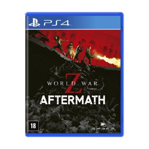 Jogo World War Z: Aftermath - PS4