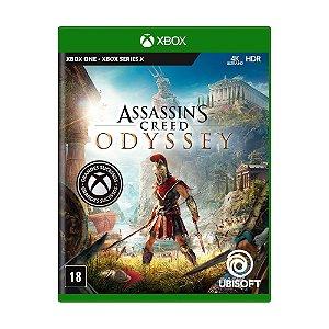 Jogo Assassin's Creed Odyssey - Xbox