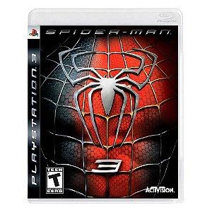 Jogo Spider-man 3 (Homem Aranha) - PS3