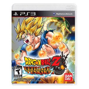 Jogo Dragon Ball Z: Ultimate Tenkaichi - PS3