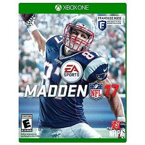 Jogo Madden NFL 17 - Xbox One