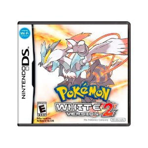 Jogo Pokémon White Version 2 - DS
