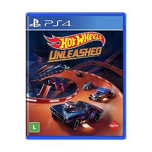 Jogo Hot Wheels Unleashed - PS4