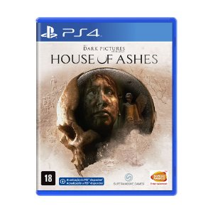 Jogo The Dark Pictures Anthology: House of Ashes - PS4
