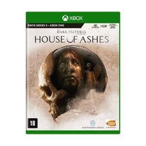 Jogo The Dark Pictures Anthology: House of Ashes - Xbox