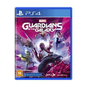 Jogo Marvel's Guardians of the Galaxy - PS4