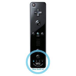 Wii Remote Plus Preto - Wii U