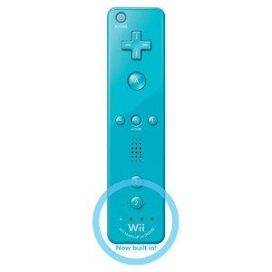 Controle Wii Remote Plus Azul - Wii e Wii U