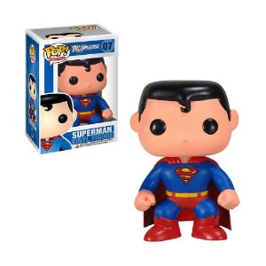 Boneco Superman 07 DC Super Heroes - Funko Pop!
