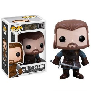 Boneco Ned Stark Game of Thrones - Funko Pop