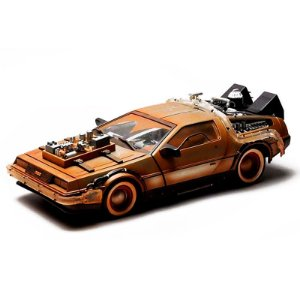 Veículo Delorean Back to the Future III - Diamond