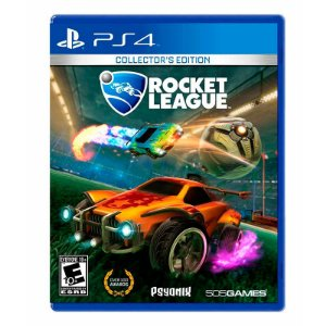 Jogo Rocket League (Collector's Edition) - PS4