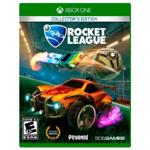 Jogo Rocket League (Collector's Edition) - Xbox One