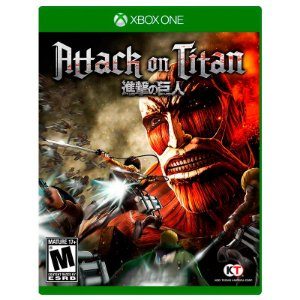 Jogo Attack on Titan - Xbox One