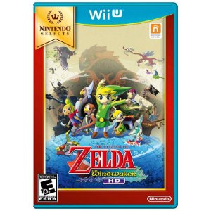 Jogo The Legend of Zelda: Wind Waker HD - Wii U
