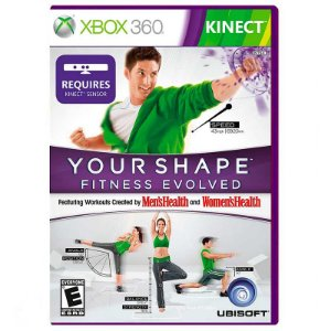 Jogo Your Shape: Fitness Evolved - Xbox 360
