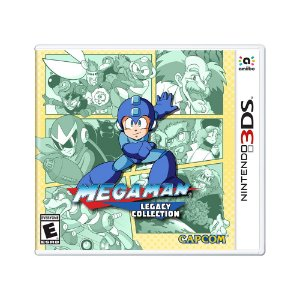 Jogo Mega Man Legacy Collection - 3DS